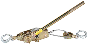 ratchet wire rope cable pullers